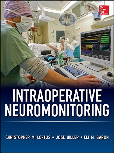 9780071792233: Intraoperative Neuromonitoring