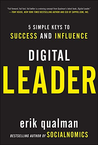 9780071792424: Digital Leader: 5 Simple Keys to Success and Influence