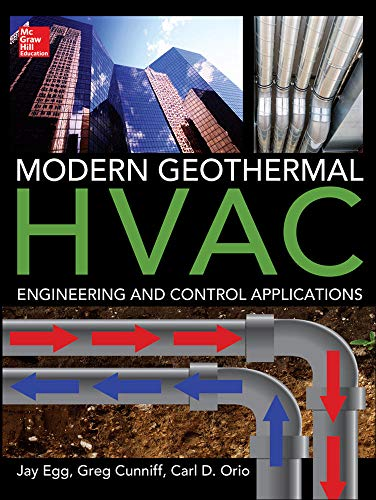 9780071792684: Modern Geothermal HVAC Engineering and Control Applications