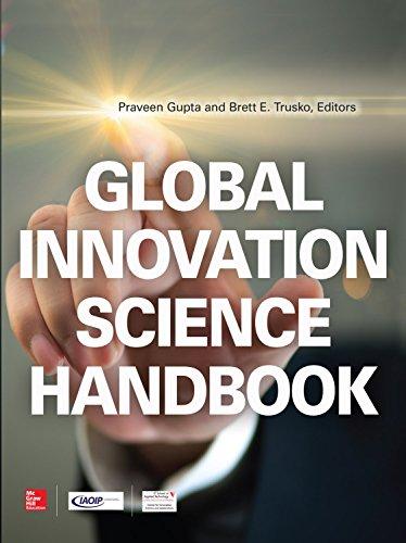 9780071792707: Global Innovation Science Handbook