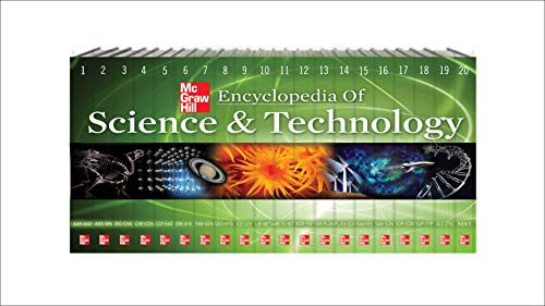 McGraw-Hill Encyclopedia of Science & Technology (Volumes: Various