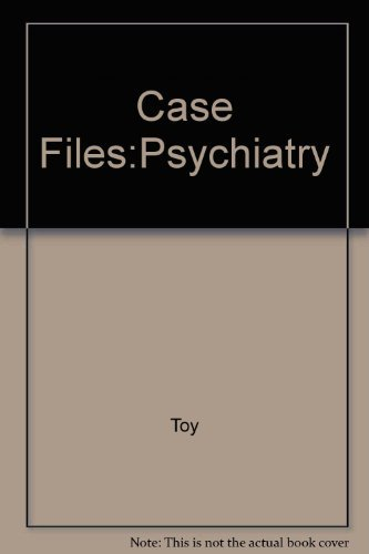 9780071792783: Case Files:Psychiatry