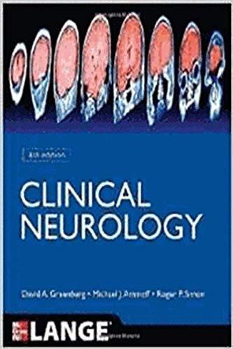 9780071792844: Clinical Neurology 8E