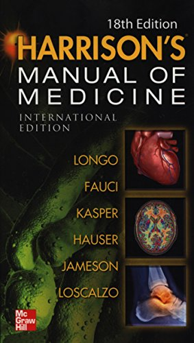 9780071792905: Harrison's of Manual of Medicine
