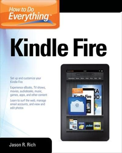 9780071793605: How to Do Everything Kindle Fire