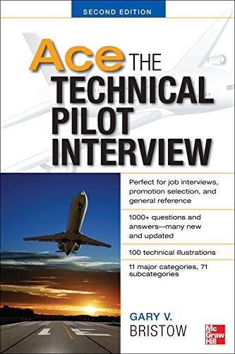 9780071793865: Ace The Technical Pilot Interview 2/E (Aviation)