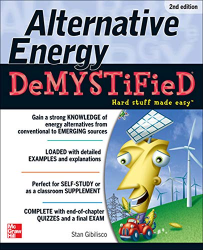 9780071794336: Alternative Energy DeMYSTiFieD, 2nd Edition