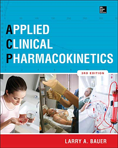 9780071794589: Applied Clinical Pharmacokinetics 3/E