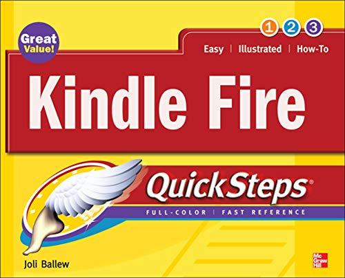 9780071795241: Kindle Fire QuickSteps