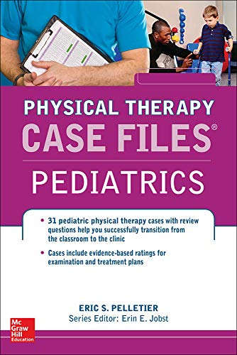 9780071795685: Case Files in Physical Therapy Pediatrics (Communications & Signal Processing)