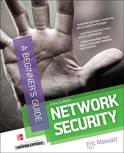 9780071795708: Network Security A Beginner's Guide, Third Edition