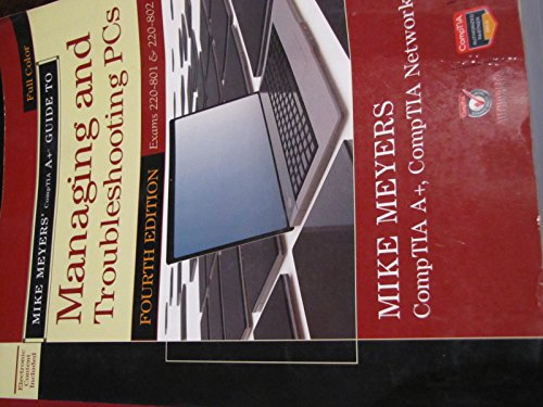 9780071795876: MIKE MEYERS'COMPTIA..TROUBLE.P