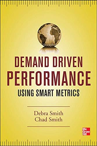 9780071796095: Demand Driven Performance (Mechanical Engineering)