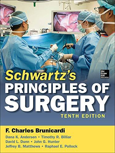 9780071796750: Schwartz's principles of surgery. Con DVD (Medicina)