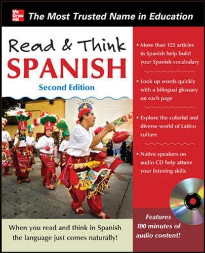 9780071797573: Read and Think Spanish, 2nd Edition (Read & Think)