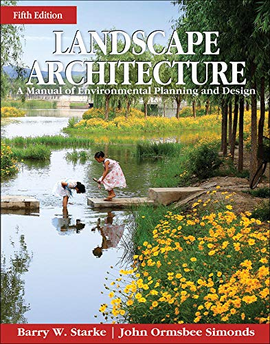9780071797658: Landscape Architecture, Fifth Edition: A Manual of Environmental Planning and Design