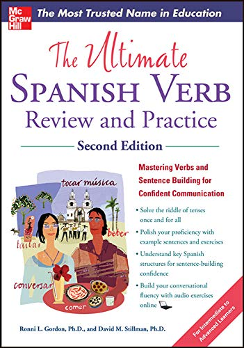 9780071797832: The Ultimate Spanish Verb Review and Practice, Second Edition (Uitimate Review Reference)