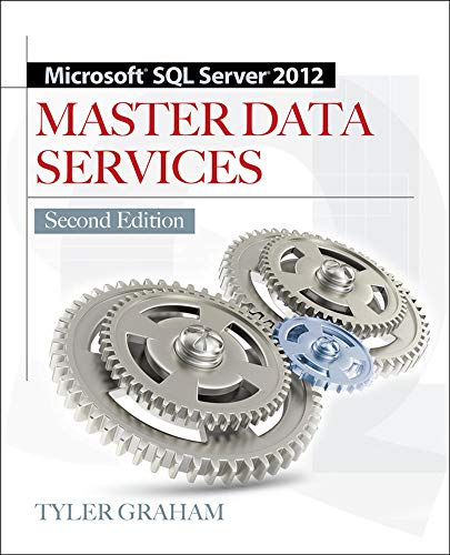 9780071797856: Microsoft SQL Server 2012 Master Data Services