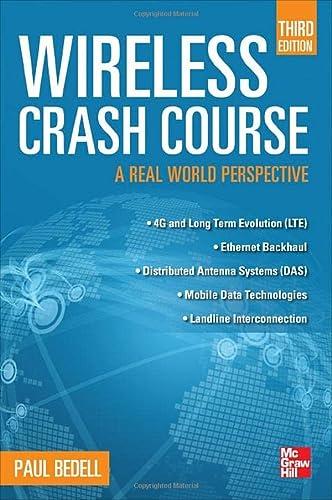 9780071797894: Wireless Crash Course: Third Edition