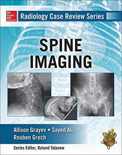 9780071798082: Radiology Case Review Series: Spine