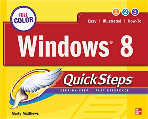 9780071798464: Windows 8 QuickSteps