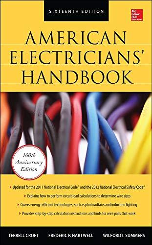 9780071798808: American Electricians' Handbook, Sixteenth Edition