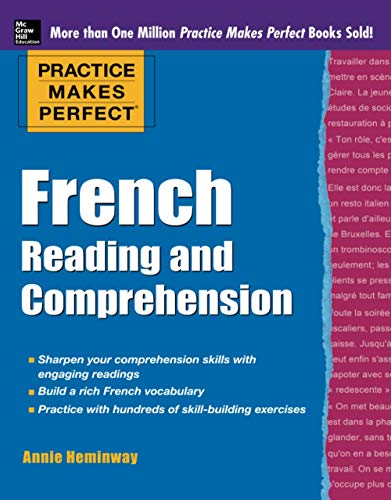 9780071798907: Practice Makes Perfect French Reading and Comprehension