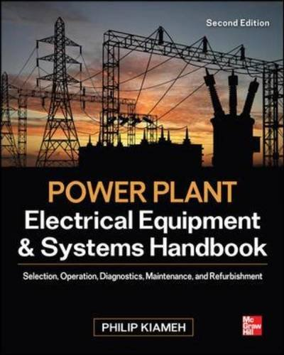 9780071799850: Power Plant Electrical Equipment and Systems Handbook