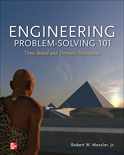 9780071799966: Engineering Problem-Solving 101: Time-Tested and Timeless Techniques (Mechanical Engineering)