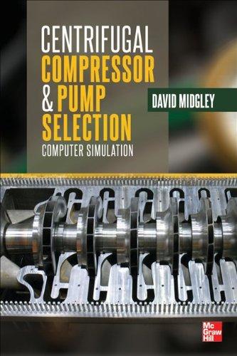 9780071800006: Centrifugal Compressor and Pump Selection
