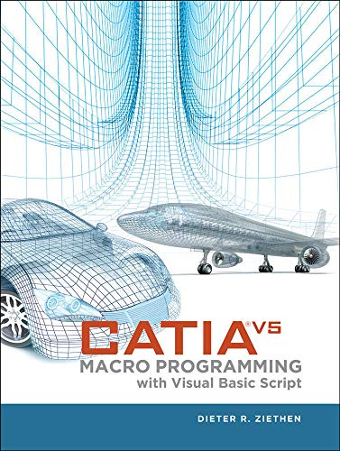 9780071800020: CATIA V5: Macro Programming with Visual Basic Script