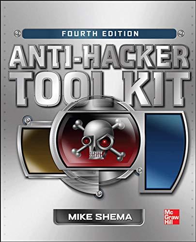9780071800143: Anti-Hacker Tool Kit