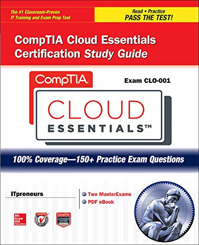 9780071800433: CompTIA Cloud Essentials Certification Study Guide (Exam CLO-001)