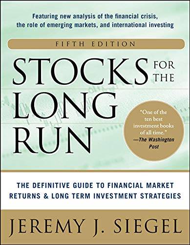 9780071800518: Stocks for the Long Run 5/E: The Definitive Guide to Financial Market Returns & Long-Term Investment Strategies