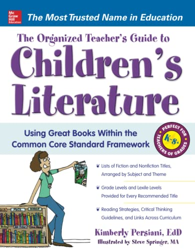 9780071800631: The Organized Teacher's Guide to Children's Literature (NTC Reference)