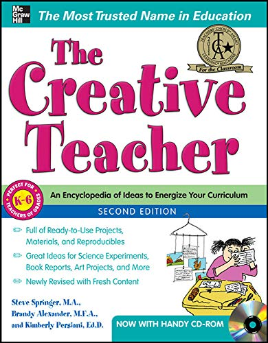 9780071801096: The Creative Teacher, 2nd Edition