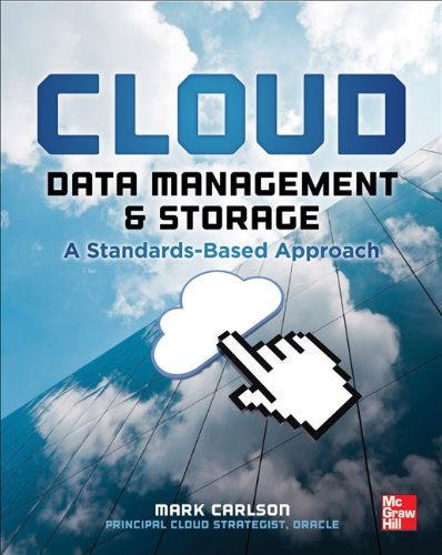 9780071801119: Cloud Data Management and Storage A Standards-Based Approach
