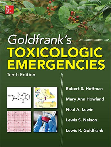 9780071801843: Goldfrank's toxicologic emergencies (Medicina)