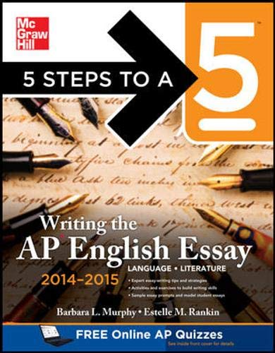 ap english 4 essays Frederick douglass: 4 essays earning a score of 4 inadequately respond to the essay prompt advanced placement english language and composition apcd.