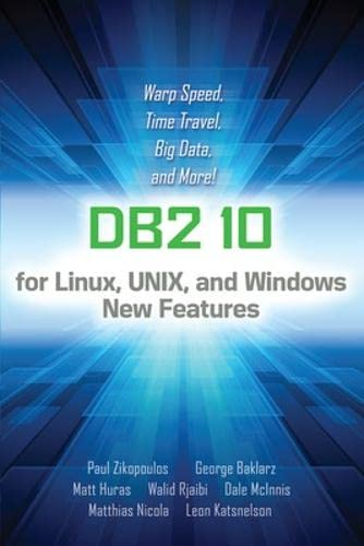 9780071802956: IBM DB2 Version 10 (Database & ERP - OMG)