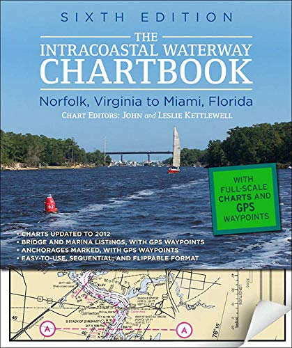 9780071803908: Intracoastal Waterway Chartbook Norfolk to Miami, 6th Edition (Intracoastal Waterway Chartbook: Norfolk, Virginia to Miami, Florida)