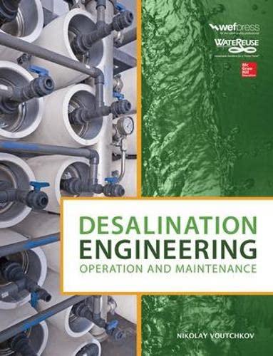9780071804219: Desalination Engineering: Operation and Maintenance
