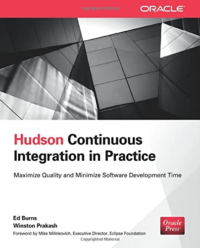 9780071804288: Hudson Continuous Integration in Practice (Programming & Web Dev - OMG)