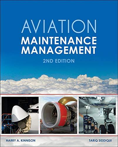 9780071805025: Aviation Maintenance Management, Second Edition