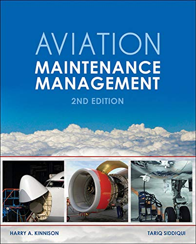 9780071805025: Aviation Maintenance Management, Second Edition