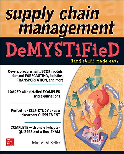 9780071805124: Supply Chain Management Demystified