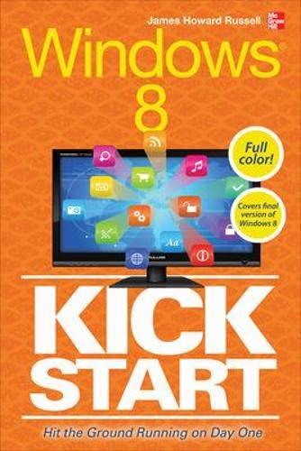 9780071805827: Windows 8 Kickstart
