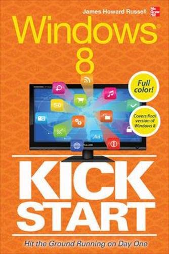 9780071805827: Windows 8 Kickstart