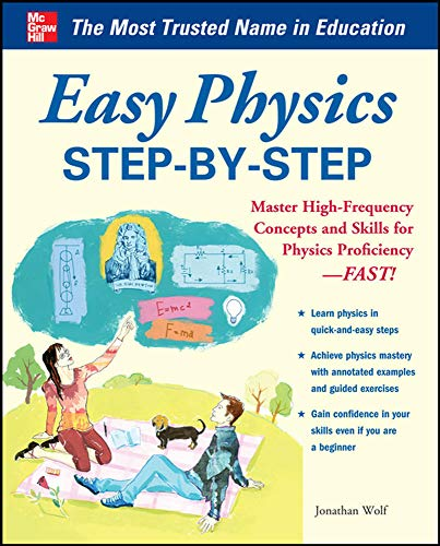 9780071805919: Easy Physics Step-by-Step: With 95 Solved Problems (Easy Step-by-step Series)