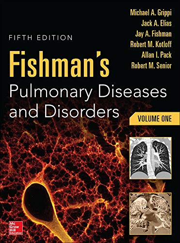 9780071807289: Fishman's Pulmonary Diseases and Disorders, 5th edition